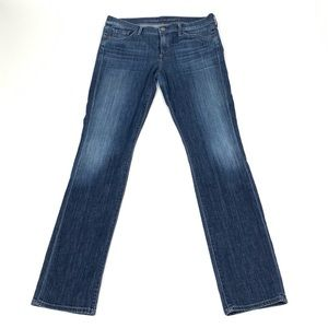 Citizens Of Humanity Women's Blue Jeans 30X32 1005